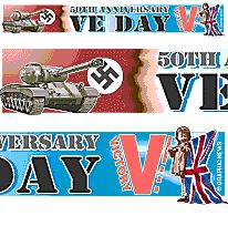 VE Day strap 3 infographic