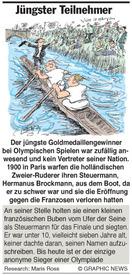 Jüngster Olympiateilnehmer infographic