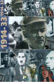REVIEW: 20th Century 1914-1933 infographic