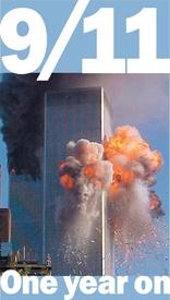 911 One year on themeblock infographic