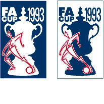 Soccer Fa Cup Logo Infographic