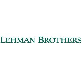 Lehman Brothers infographic