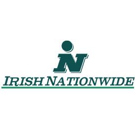 Irish Nationwide Building Society infographic