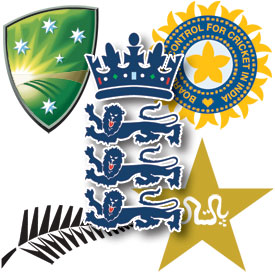 CRICKET: ICC World Twenty20 crests infographic