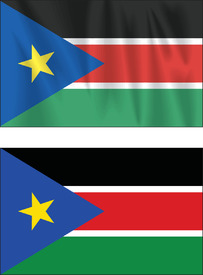 South Sudan infographic