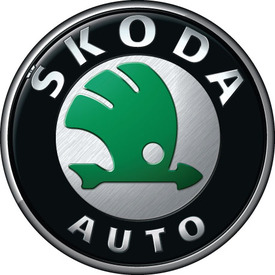 LOGO: Skoda infographic
