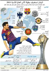 كأس العالم للأندية ٢٠١١ infographic