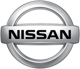 LOGO: Nissan infographic