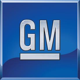 LOGO: GM, General Motors (2012) infographic