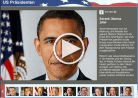 U.S.: Alle 44 Präsidenten iGraphic (1) infographic