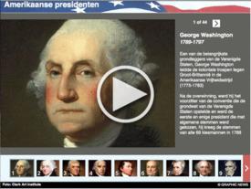 V.S.: Presidenten iGraphic infographic