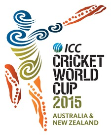 CRICKET: World Cup 2015 logo infographic