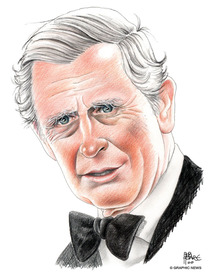 UK ROYALS: Prince Charles illustration 2015 infographic