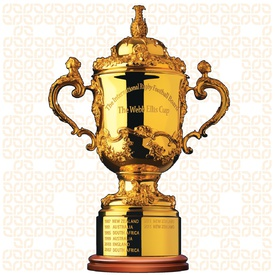 RUGBY: Webb Ellis Cup infographic