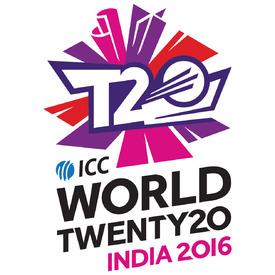 CRICKET: ICC World Twenty20 2016 logo infographic