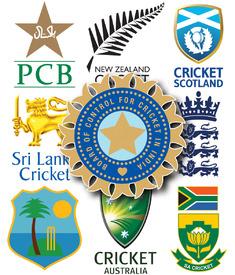 CRICKET: ICC World Twenty20 2016 team crests infographic