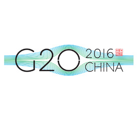 LOGO: G20 summit logo infographic
