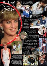الأسر المالكة: الذكرى العشرون لوفاة الأميرة ديانا infographic