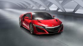 MOTORING: Honda Acura NSX pic 1 infographic