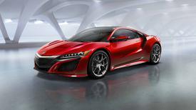 MOTORING: Honda Acura NSX pic 2 infographic