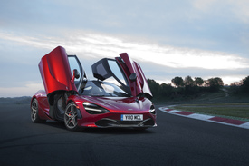 MOTORING: McLaren's 720S supercar pic 1 infographic