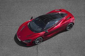 MOTORING: McLaren's 720S supercar pic 2 infographic