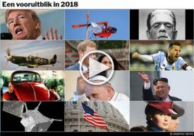 EINDE-JAAR: Vooruitblik 2018 interactive infographic