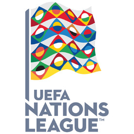 SOCCER: UEFA Nations League 2018-19 logo infographic