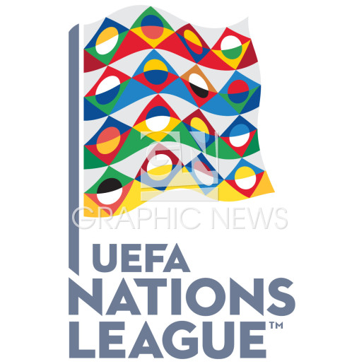 UEFA Nations League 2018-19 logo infographic