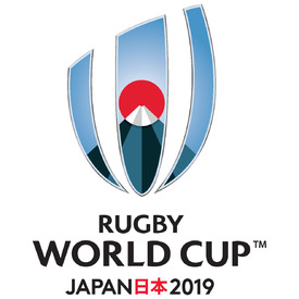 RUGBY: Rugby World Cup 2019 logo infographic