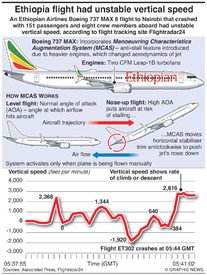 AVIATION: Boeing 737 MAX control issue (1) infographic