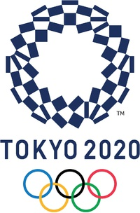 TOKYO 2020: Olympic emblem infographic