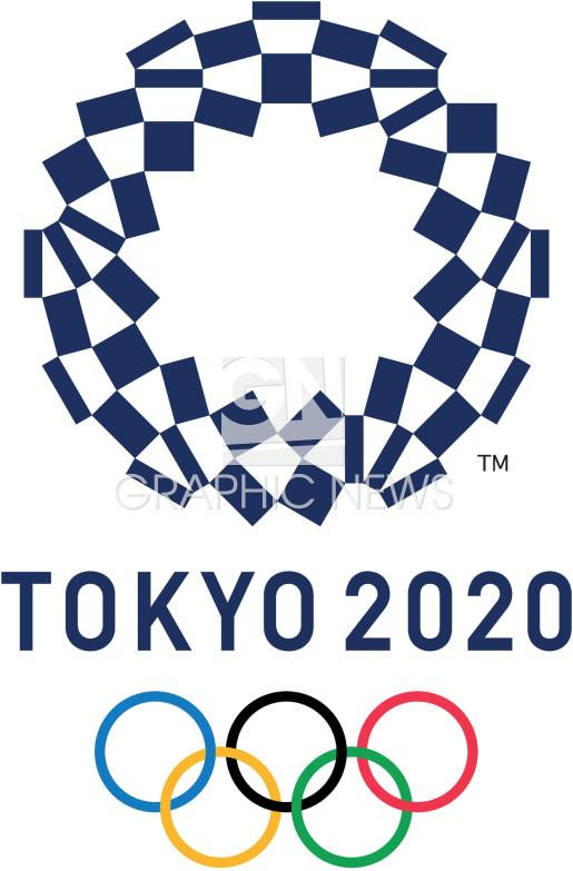 Olympic emblem infographic