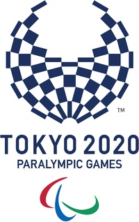 TOKYO 2020: Paralympic emblem infographic