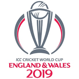 CRICKET: Cricket World Cup 2019 logo infographic