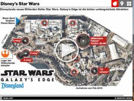 UNTERHALTUNG: Disneys kosmischer Star Wars Vergnügungspark interactive (1) infographic