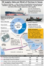 ENERGY: Strait of Hormuz factbox infographic