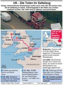 UK: Unter den Toten im Sattelschlepper sind auch Vietnamesen (3) infographic