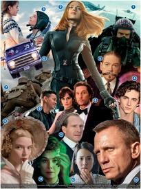 نهاية العام: أفلام ستعرض في العام ٢٠٢٠  (1) infographic