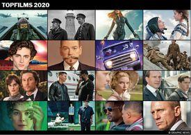 EINDE-JAAR: Nieuwe films in 2020 interactive infographic