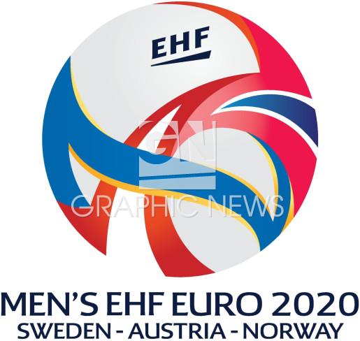 Handball Ehf European Men S Championships 2020 Logo