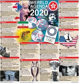 EINDE-JAAR: Preview 2020 infographic