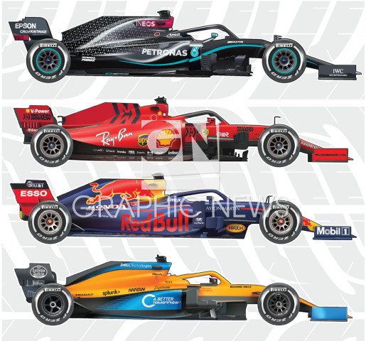 Team car liveries 2020 (5) infographic