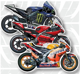 MOTOGP: Team bike liveries 2020 (1) infographic