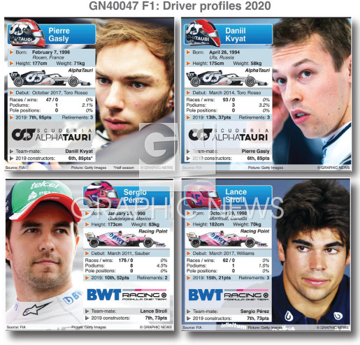 Driver profiles 2020 (part 2) (1) infographic
