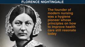 HISTORY: Florence Nightingale 200th anniversary animation infographic