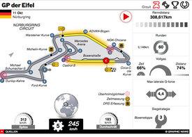 F1: Eifel GP 2020 interactive (1) infographic