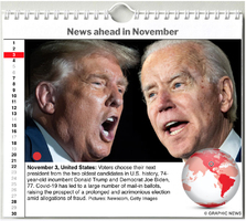 WORLD AGENDA: November 2020 interactive (1) infographic