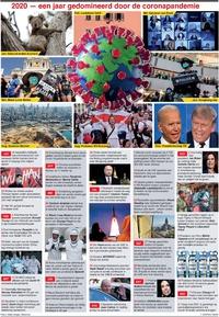 EINDE-JAAR: Terugblik 2020 infographic