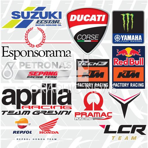Team logos 2021 infographic
